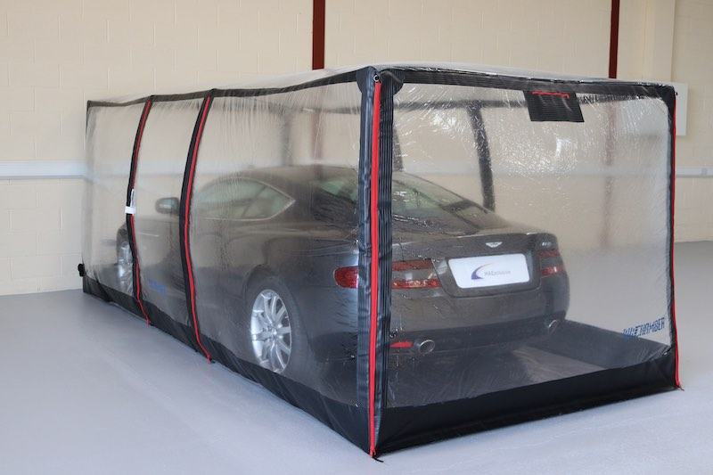 Car Storage Air Chamber