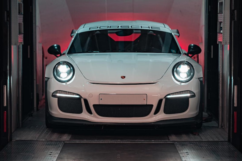 Porsche GT3RS Transportation