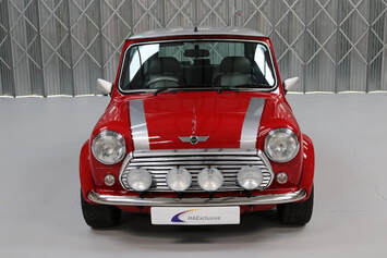 Mini Cooper Sport In Car Storage